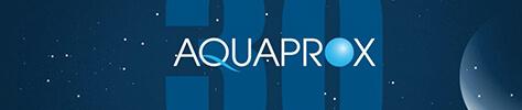 AQUAPROX's 30th anniversary !